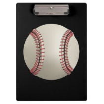Baseball isolated background clipboard