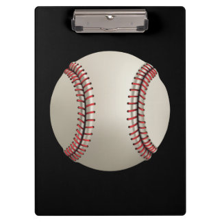 Baseball isolated background clipboard