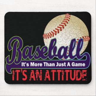 BASEBALL - IT'S MORE THAN JUST A GAME MOUSE PAD