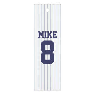 Baseball Jersey with Custom Name and Number