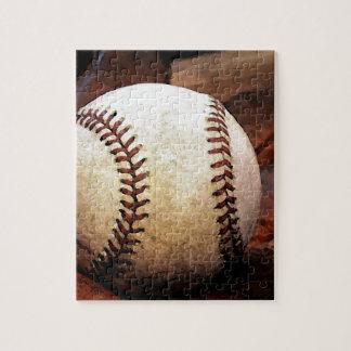 Baseball Jigsaw Puzzle