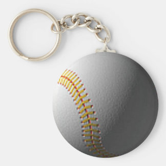 baseball keyring keychain