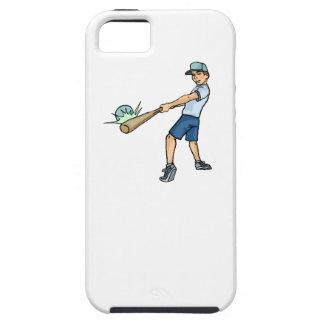 Baseball Kid iPhone 5 Case