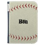 Baseball Kindle Case
