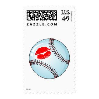Baseball (Kiss) Postage