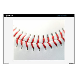 Baseball Laptop Decal