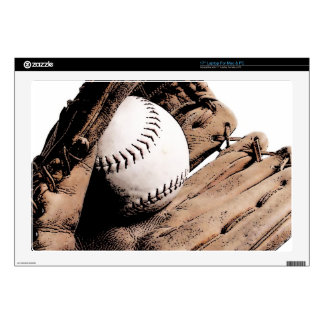 Baseball Laptop Skin