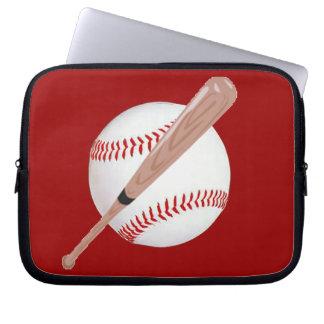 Baseball Laptop Skin Laptop Computer Sleeve