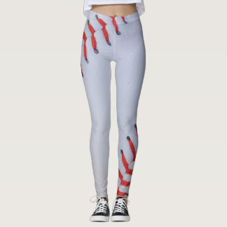 Baseball Leggings
