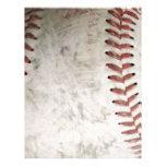 Baseball Letterhead Template