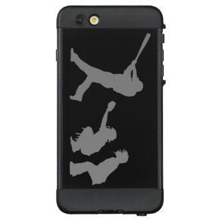 Baseball LifeProof NÜÜD iPhone 6 Plus Case