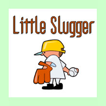 Baseball Little Slugger T-shirt