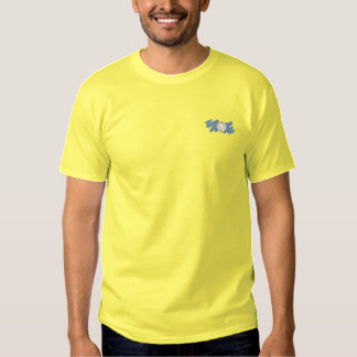 Baseball Logo Embroidered T-Shirt