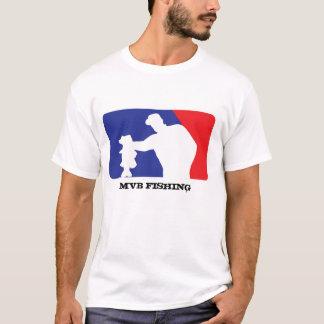 Bass fishing logo t shirts shirt designs zazzle for Fishing logo t shirts