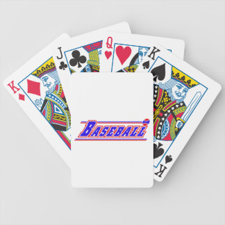 Baseball logo red white blue.png bicycle playing cards
