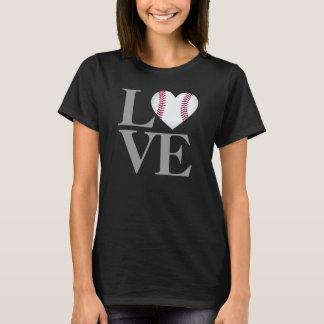 Baseball love at Heart T-Shirt