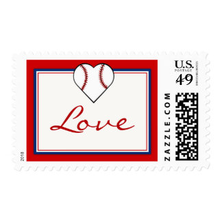Baseball Love Stamps