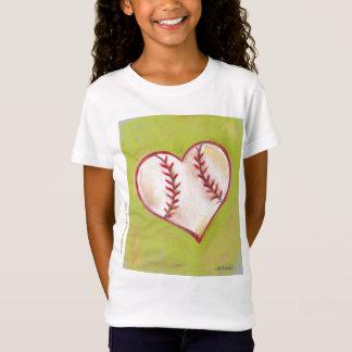 """""""Baseball = Love"""" t-shirt"""