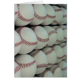 Baseball Lover Card