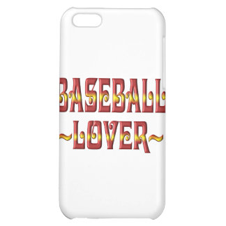 BASEBALL LOVER COVER FOR iPhone 5C