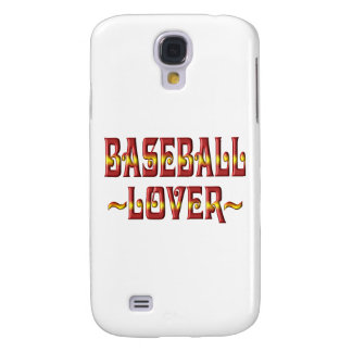 BASEBALL LOVER GALAXY S4 CASES