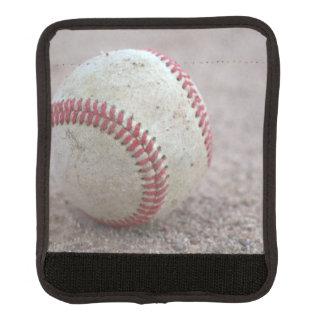 Baseball Luggage Handle Wrap