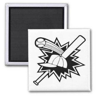 Baseball.. Magnet