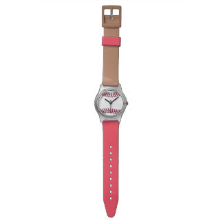 Baseball May28th DesigWatch - choose colors Watches
