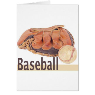 baseball merchandise card