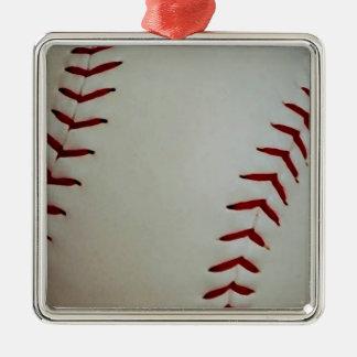 Baseball Metal Ornament