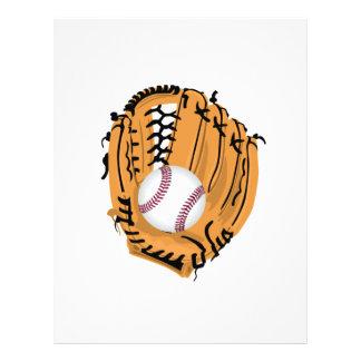 Baseball Mitt and Ball Flyer