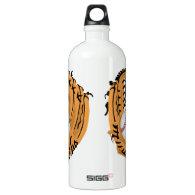 Baseball Mitt and Ball SIGG Traveler 1.0L Water Bottle