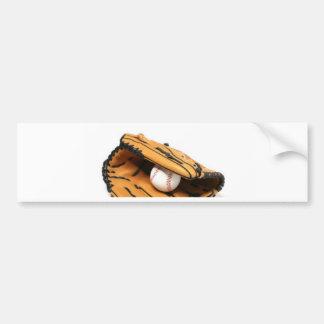 Baseball mitt romney 2012 car bumper sticker