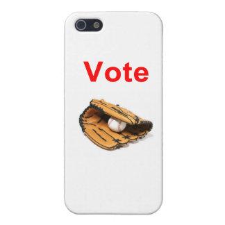 Baseball mitt romney 2012 cover for iPhone SE/5/5s