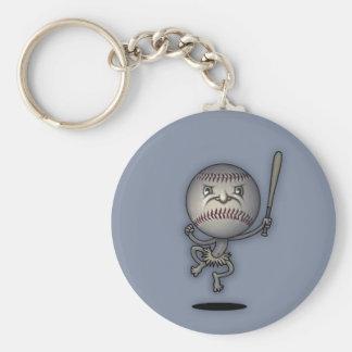 Baseball Mojo Juju Keychain