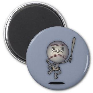 Baseball Mojo Juju Magnet