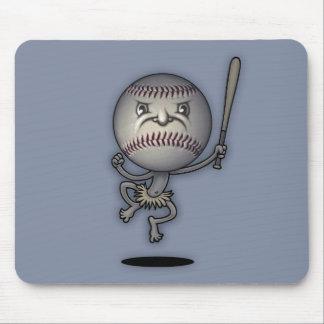 Baseball Mojo Juju Mouse Pad