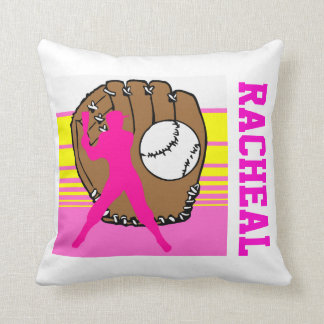 Baseball Mojo Pillow