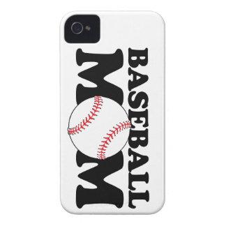 Baseball Mom iPhone 4 Case-Mate Cases