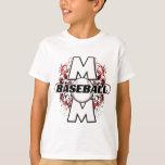 Baseball Mom (cross) copy.png T-Shirt