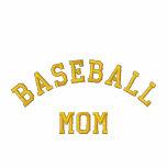 BASEBALL MOM Embroidered HOODIE