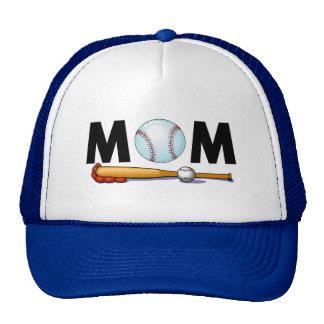 Baseball Mom Trucker Hats