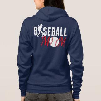 Baseball Mom Hoodie