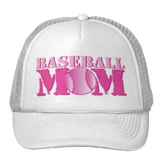 Baseball Mom pink Hat