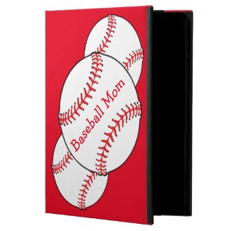 Baseball Mom Powis iPad Air 2 Case