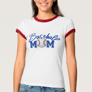 Baseball Mom -  SRF T-Shirt