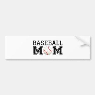 Baseball mom, text design for t-shirt, shirt car bumper sticker