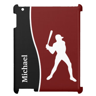 Baseball Monogram iPad Case