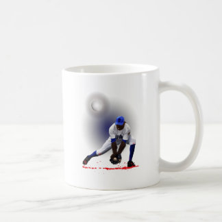 Baseball Monster Wolf Animal Coffee Mug