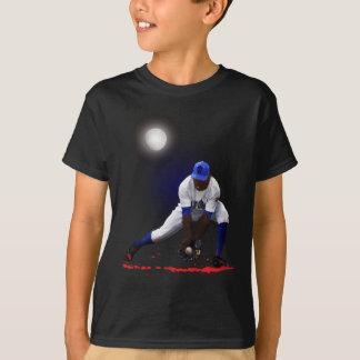 Baseball Monster Wolf Animal T-Shirt